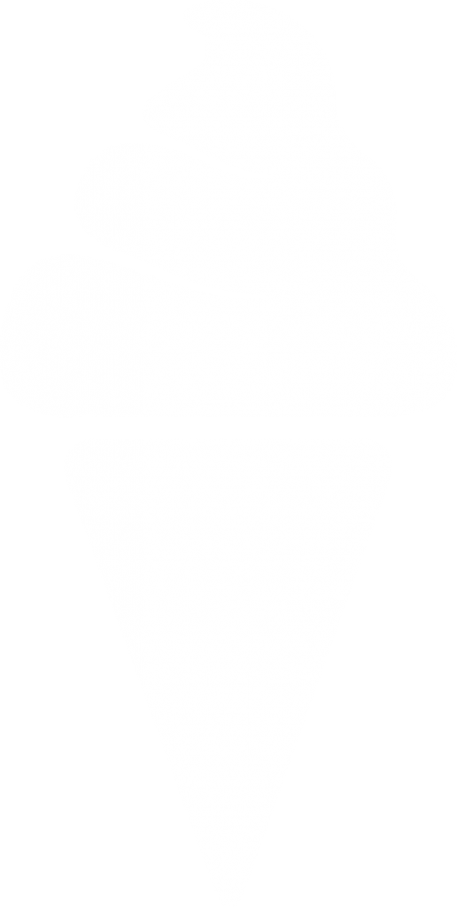 Ice-cream-on-a-cone-white